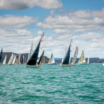 CRC Bay of Islands Sailing Week 2020