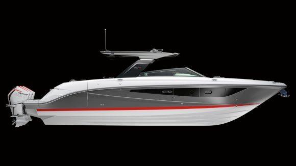 Sea Ray SLX-R 400E Outboard