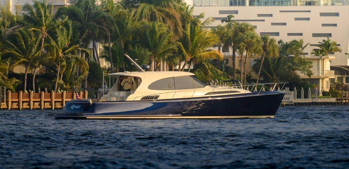 GT60 debuts in Miami
