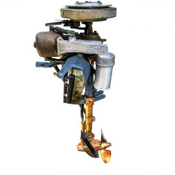 The oldest outboard