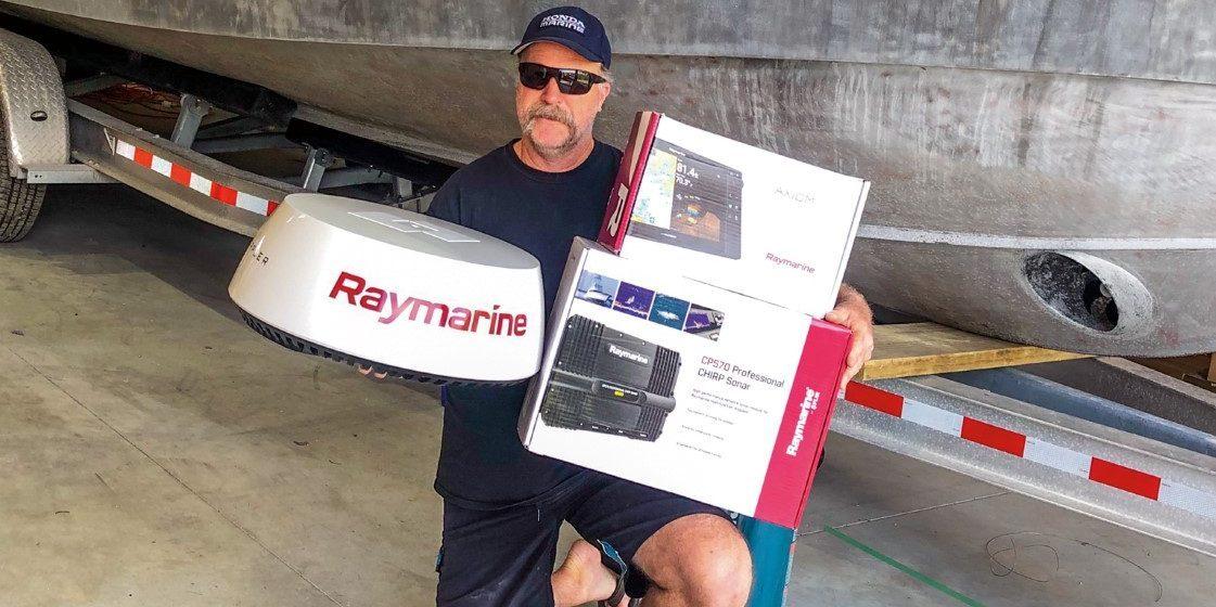 Gamefishing champ chooses Raymarine
