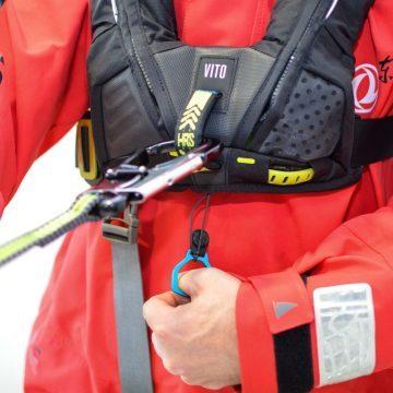 Volvo Ocean Race lifejacket tech for weekend sailors