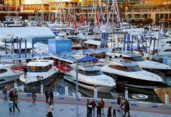 Aussie boat shows cancelled
