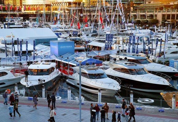 Aussie boat shows cancelled