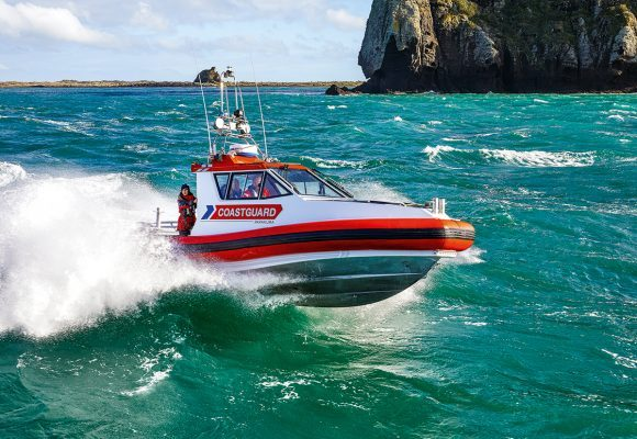COASTGUARD RE-GEARS