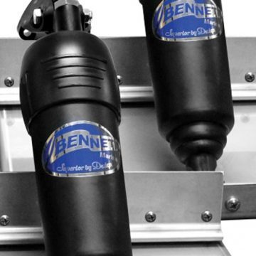 Bennett Trim Tabs – now ELECTRIC too!