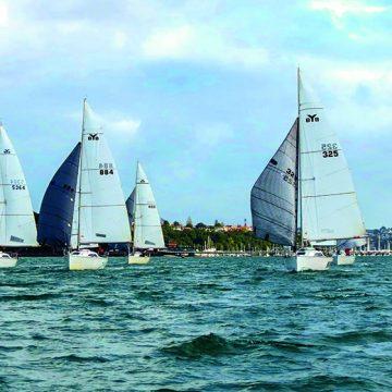 88s ramp up safe sailing
