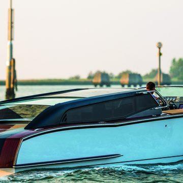 Venice's greener taxi