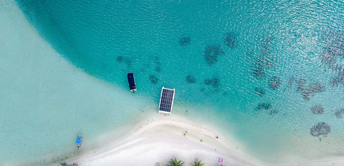 Solar electric boats set benchmark