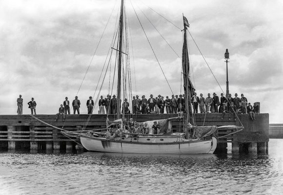 Tasmanian salvation: Te Rapunga