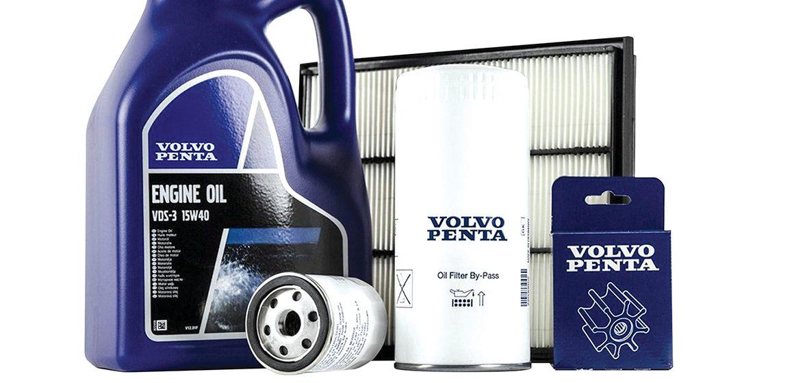Two-year Volvo parts warranty