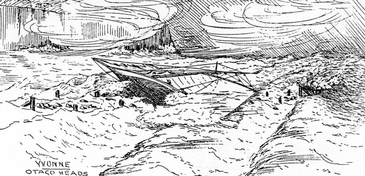 Steeple-chasing the Otago mole: Professor R.J. Scott & Yvonne