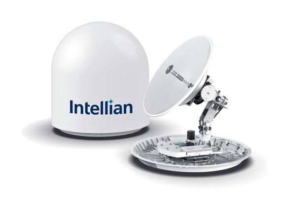 New brand identity for Intellian