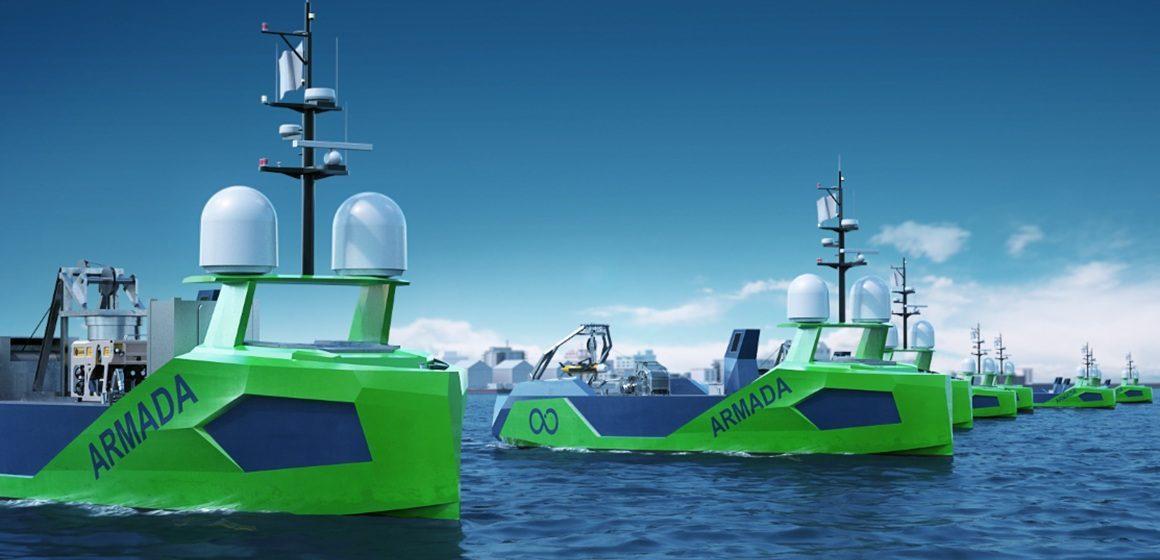Volvo Penta powers robot vessels