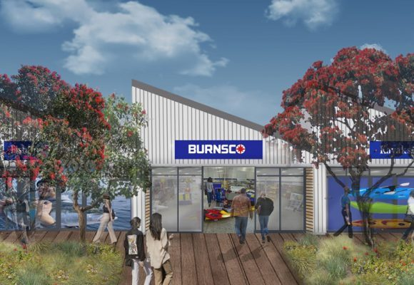 New Westhaven store for Burnsco