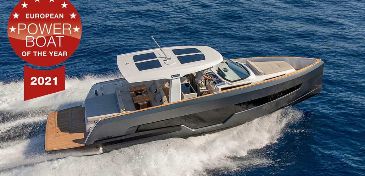 FJORD European Powerboat of the Year