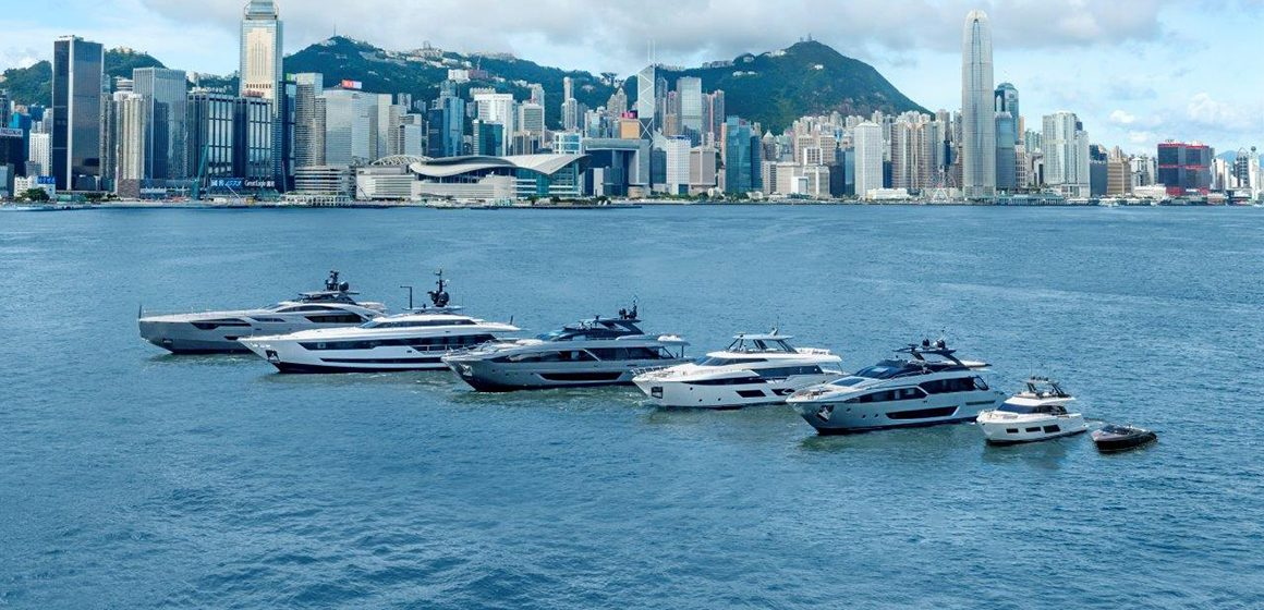 Accolades for Ferretti Group in Asia