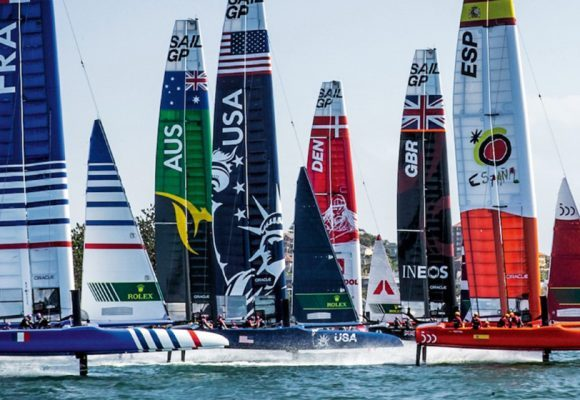 CHRISTCHURCH TO HOST SAILGP