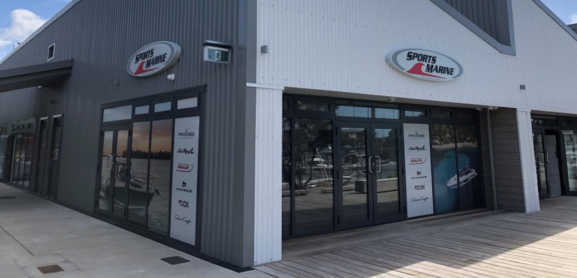Sports Marine in Westhaven