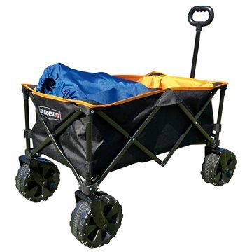 PRACTICAL FOLD-OUT PULLCART
