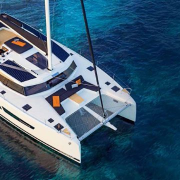 SALES SUCCESS FOR MULTIHULL SOLUTIONS
