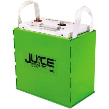 TIRED BATTERIES? GO LITHIUM-ION