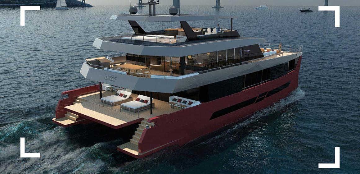 Spaceline100 luxury hybrid