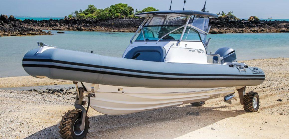 Boat Show sales for Smuggler Marine