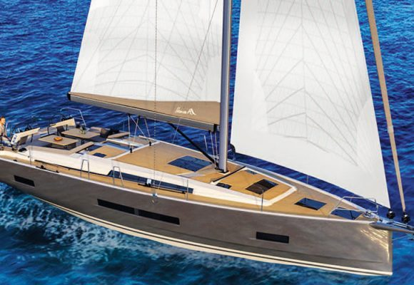 FRENCH FLAIR FOR THE HANSE 460