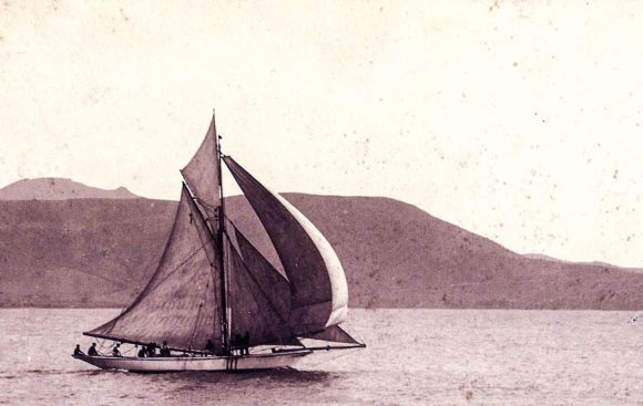 THE SINCLAIRS OF LYTTELTON PART 3 – A fascination with lateen rigs