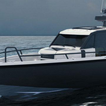 XO Boats DFNDR 9