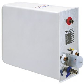 QUICK 12v WATER HEATING