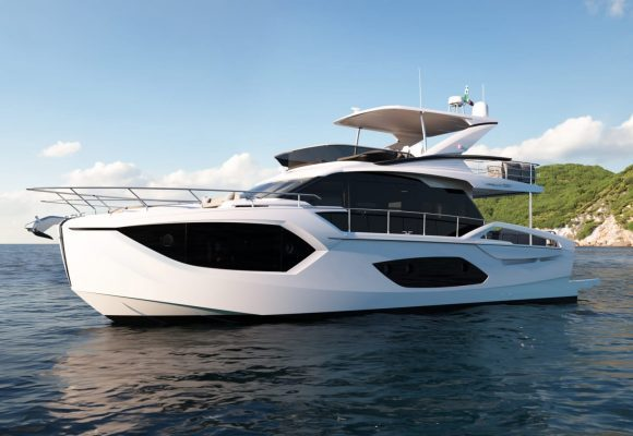 ABSOLUTE YACHTS PRESENTS 56 FLY