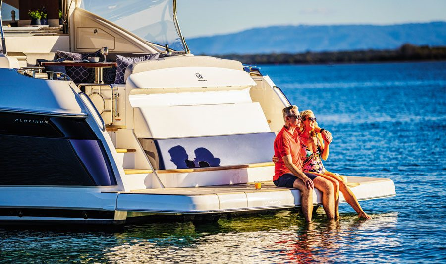LUXURY VESSELS  AND MARINE INNOVATION AT AUCKLAND BOAT SHOW