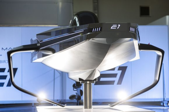 NAVICO & E1PARTNERS IN FIRST E-POWERBOAT CHAMPS